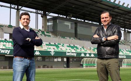 El Betis anuncia la renovación de Ruano hasta 2024.