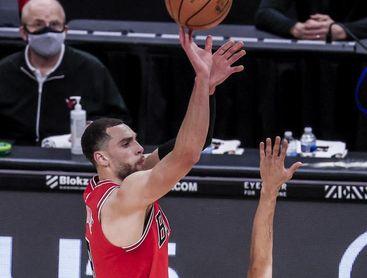 124-128. LaVine lidera el ataque ganador de Bulls ante Pelicans; Willy, 6 puntos y 4 rebotes