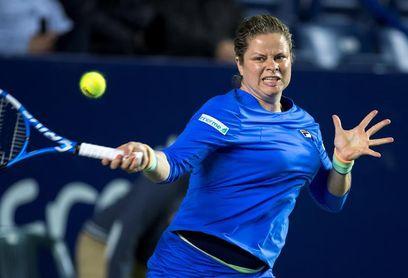 La belga Clijsters regresa al Abierto de Miami