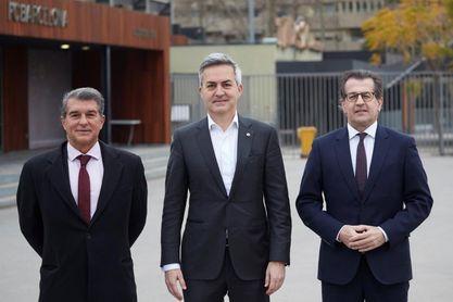 Las elecciones del Barcelona, una anomalía en el fútbol español