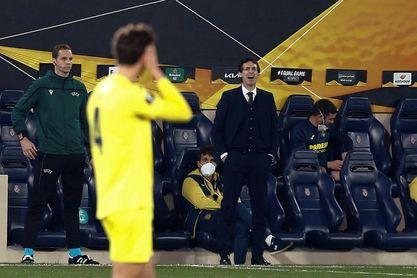 Emery solo ganó en una de sus cinco visitas a Mestalla desde su marcha