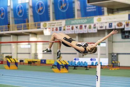 Yaroslava Mahuchikh sueña con el récord del mundo de Kostadinova