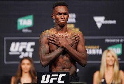Adesanya, ?el ultimo maestro del estilo?, cronología del rostro de la UFC
