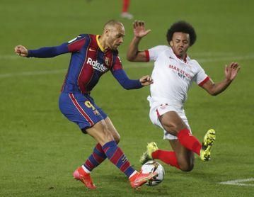 Así le ha ido al Sevilla FC sin Koundé, sus posibles sustitutos y un favorito