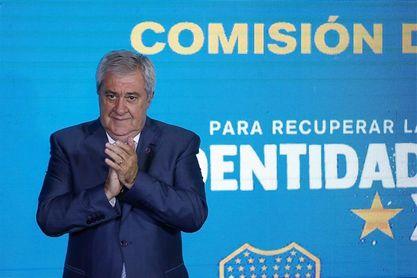 El presidente de Boca Juniors Jorge Amor Ameal tiene coronavirus