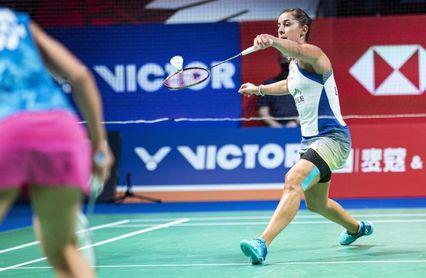 Carolina Marín supera las semifinales y jugará por el título en Basilea