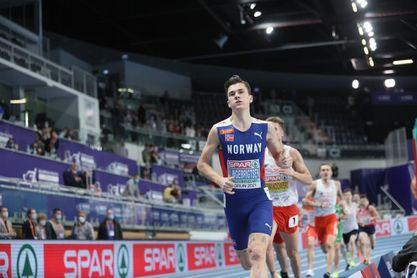 Rechazada la apelación de Polonia: Ingebrigtsen ratificado campeón de 1.500