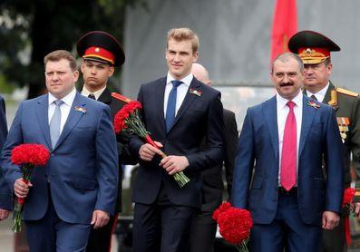 El COI no reconoce a Viktor Lukashenko como presidente del Comité de Bielorrusia