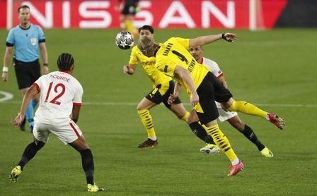 Borussia Dortmund-Sevilla FC: Hora, dónde ver en TV y online.