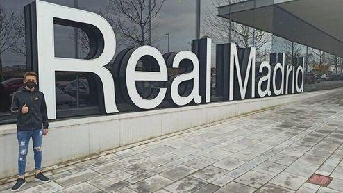 La joven promesa que seguía el Betis y se lleva el Real Madrid