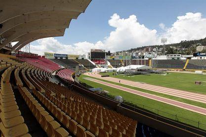El Ayacucho recibirá al Gremio en el estadio Atahualpa de Quito