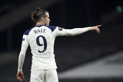 """Bale: """"Vine al Tottenham porque quería jugar"""""""