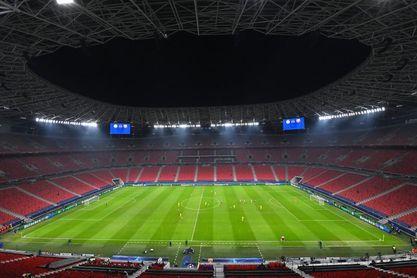 El Manchester City-B.Mönchengladbach se jugará en Budapest