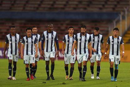 0-1. Rodrigo Bogarín le da la ventaja al Libertad en la altitud de Quito