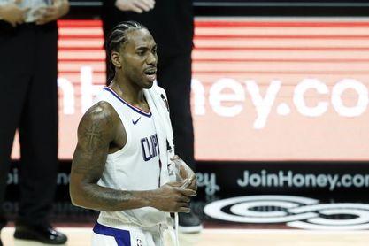 130-104. Leonard muestra liderazgo y Clippers rompen racha perdedora y ganan a Warriors