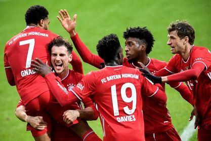 El Bayern no falla en Bremen mientras el Schalke sigue en su infierno