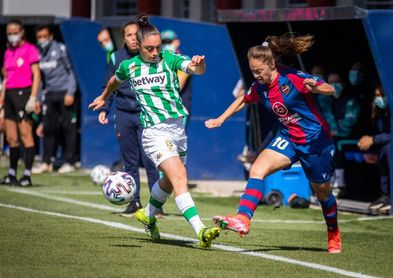 Levante 1-1 Betis Féminas: Méritos verdiblancos para el que botín fuese mayor