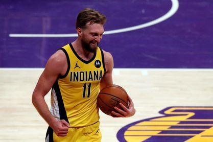 Gasol sigue de baja por coronavirus pero los Lakers remontan a los Pacers