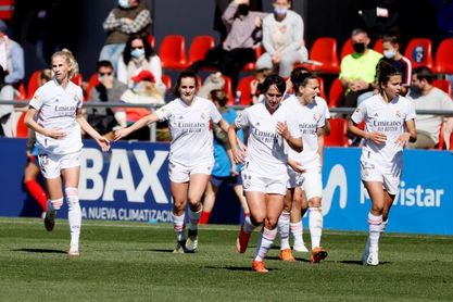 0-1. Sofia Jakobsson hace grande al Real Madrid