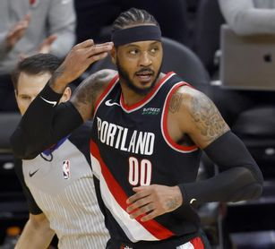 121-125. Anthony y Lillard sellan victoria de Trail Blazers ante Timberwolves; Rubio, 10 puntos
