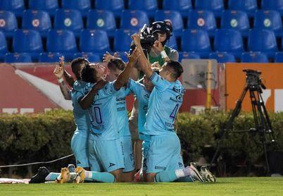El brasileño Giovanni Augusto le da la victoria al Mazatlán sobre Tigres UANL