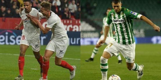 Fernando y Guido sostienen a dos equipos con vuelo, como Sevilla y Betis.