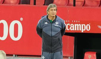 """Pellegrini: """"No tengo ningún reproche para el equipo""""."""