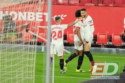 La explosión de En-Nesyri en cifras y su sitio en la historia del Sevilla FC
