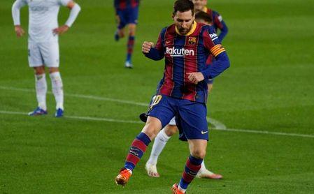 El Barcelona golea al Huesca con Messi como protagonista (4-1) - Estadio  deportivo