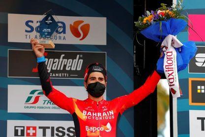 """Landa:""""Voy por el buen camino hacia el Giro de Italia"""""""