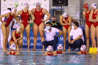 Miki Oca cita a 14 jugadoras para la Liga Mundial de Budapest