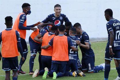 Posponen un juego del Clausura hondureño por contagio de covid-19 en un club