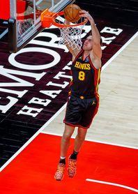 107-119. Los Hawks suman seis victorias seguidas y los Rockets 17 derrotas