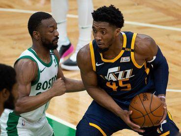 109-117. Mitchell y Jazz ganan a los Celtics y consolidan su liderato en la NBA