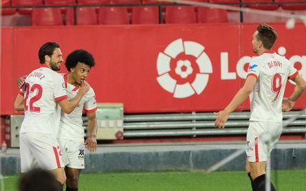 Sevilla FC 2-0 Elche: La versión más fiable acerca el podio liguero