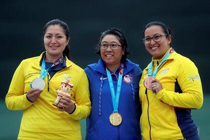 El equipo ecuatoriano de tiro retoma la alta competición en la India tras un año