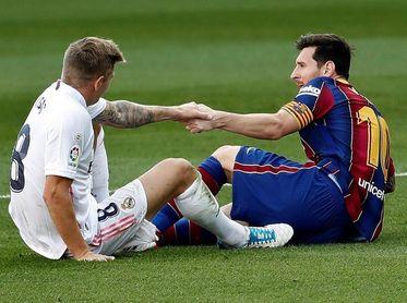 Real Madrid-Barcelona el sábado 10 de abril a las 21.00