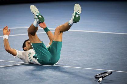 Djokovic fue objetivo de un complot para arruinar su reputación, según un medio serbio