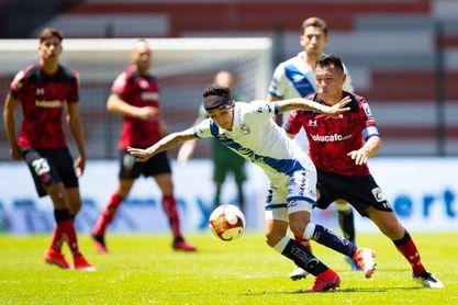 El ecuatoriano Estrada anota dos goles en empate 4-4 de Toluca con Puebla