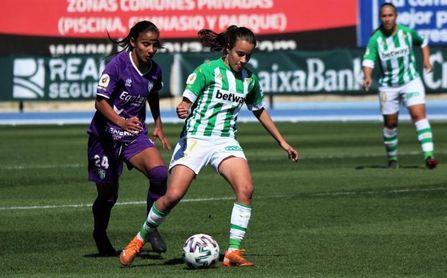 Betis Féminas 1-2 Granadilla: Los errores en ambas áreas penalizan a las verdiblancas