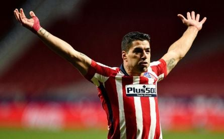 At. Madrid 1-0 Alavés: Suárez y Oblak mantienen la distancia