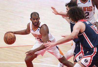 111-94. Paul logra marca histórica en victoria de los Suns
