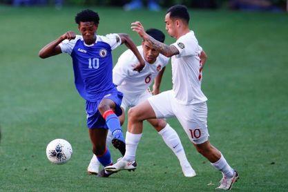 0-0. Haití saca empate a Canadá y mantiene sus opciones en el Preolímpico