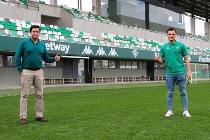 Algeciras-Betis Deportivo, el regreso a casa de Juan Serrano dos meses después.