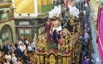 Helvetia Seguros rinde homenaje a la Semana Santa de Sevilla