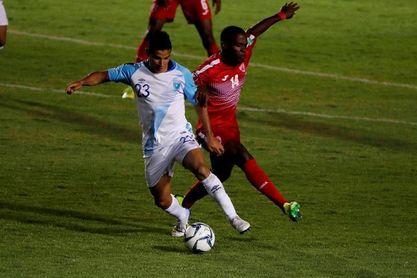 1-0. Luis Martínez asegura el debut victorioso de Guatemala en eliminatorias