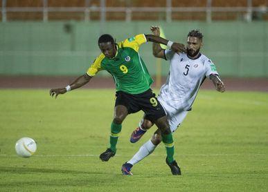 1-0. R.Dominicana se impone a Dominica con apenas destellos de buen juego
