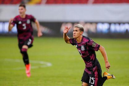 1-0. Uriel Antuna le da el triunfo a México sobre Estados Unidos