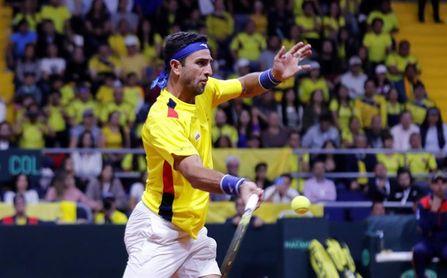 """Robert Farah: """"Estoy enfocado en ganar torneos"""""""