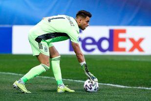 Álvaro Fernández: ?Casillas siempre ha sido un espejo en el que mirarme?
